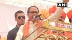BJP Proud of Sadhvi Pragya, Says Shivraj Singh Chouhan; Alleges Congress of 'Committing 3 Crimes'