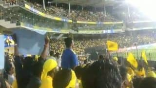 IPL 2019: Not Dhoni, Dhoni, Sachin, Sachin Chants Heard During CSK vs MI at Chepauk | WATCH VIDEO