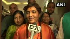 Pragya Thakur Replies to EC Notice, Says Never Defamed Martyr, Only Spoke of Torture