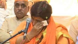 Pragya Thakur Denied Permission to Visit Aligarh as Town Simmers Over Murder of Toddler