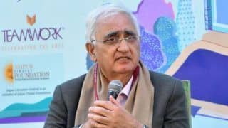 Salman Khurshid Says SP-BSP-RLD Will Have no Choice But Tie-up With Congress After May 23