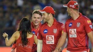 IPL 2019: Hattrick Sensation Sam Curran Grooves to 'Bhangra' with Preity Zinta | Watch