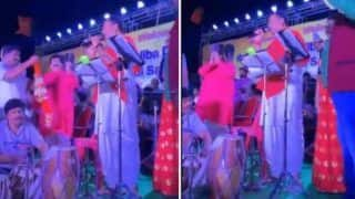 Lok Sabha Elections 2019: Sambit Patra Croons 'Tum Mile Dil Khile' to Connect With Telugu Voters in Puri