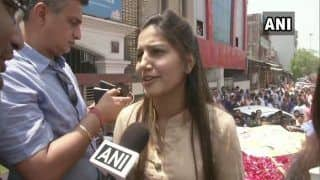 Have Not Joined BJP, Participated in Manoj Tiwari's Rally as he is Good Friend, Clarifies Sapna Choudhary