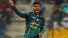 पाकिस्तान को लगा बड़ा झटका, स्पिन गेंदबाज टीम से हुआ बाहर