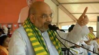 Amit Shah Says Only Way Odisha Will Develop is if BJD Govt is Thrown Out