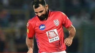 IPL 2019: Better Body Composition Helping Shami Remain Injury-Free: Physio