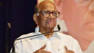 How Come BJP Leaders Don't Feel Shame Asking Votes From Farmers: Sharad Pawar