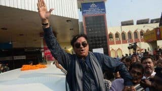 Shatrughan Sinha is Confident he Will Win For Third Time in Patna