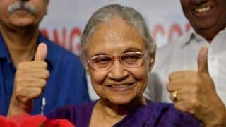 Sheila Dikshit Says Delhi Candidates  For Seven LS Seats to be Announced Soon