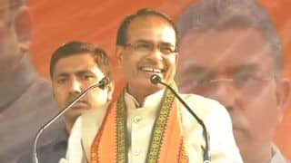 Shivraj Singh Chouhan Will Address 2 Poll Rallies in Naxal-Hit Bastar