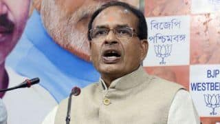 Shivraj Singh Chouhan Furious Chopper is Not Allowed to Land in Chhindwara