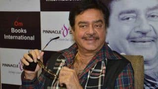 Slip of Tongue, Nothing to be Apologetic About: Shatrughan Sinha on Jinnah Mistake