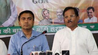 BJP Candidate Shripad Naik's Poll Campaign Expenditure Highest in North Goa