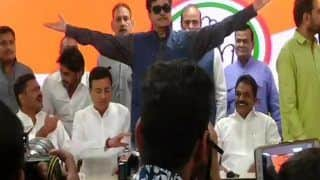 Shatrughan Sinha Joins Congress, Forgives Those Who Turned 'Lok Shahi Into Tana Shahi'