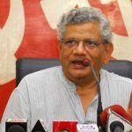 Ramdev Lodges FIR Against Sitaram Yechury For Linking 'Hinduism With Violence'