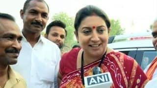 I've Been an Actor, She Shouldn't Resort to Drama: Smriti to Priyanka Comment on Shoe Distribution