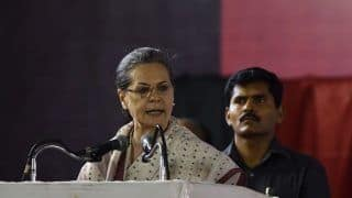 Sonia Gandhi to File Nomination From Rae Bareli, Smriti Irani from Amethi