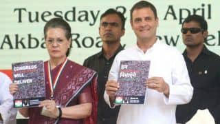 Lok Sabha Elections 2019: Congress Releases Manifesto With Slew of Promises