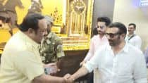 Sunny Deol Visits Golden Temple Before Filing Nomination From Gurdaspur