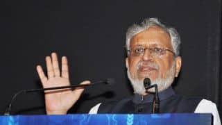 'Lalu Approached Jaitley, Offered to Topple Nitish Government,' Says Sushil Modi