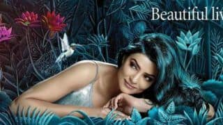 Sushmita Sen Will Make Your Jaws Drop in Silver Dress as Poses in 'Alice in Wonderland' Picture