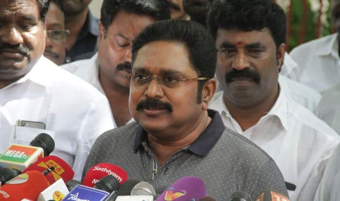 Cases Registered Against 150 AMMK Members For Thwarting I-T Raids