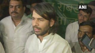 Tej Pratap Yadav Floats His Own Front 'Lalu Rabri Morcha' in Patna, Demands 2 Lok Sabha Seats