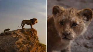 The Lion King Trailer Will Give You Nostalgic Vibes