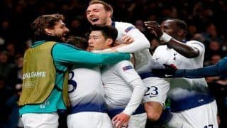 Son Heung-Min Scores as Tottenham Hotspur Stuns Manchester City in Champions League