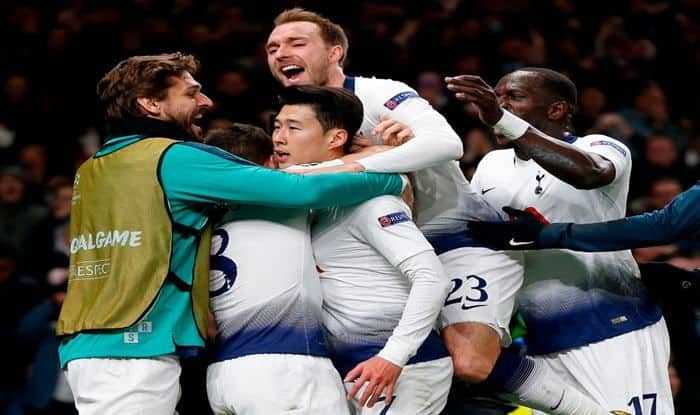 Tottenham defeats Man City_picture credits-Spurs Official Twitter