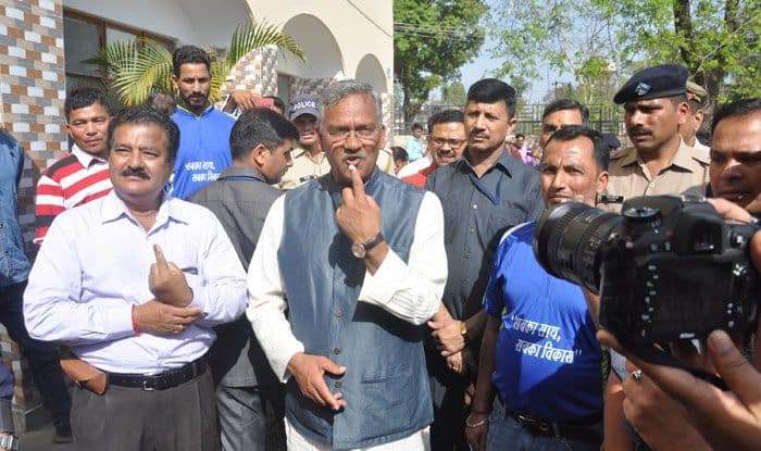 Uttarakhand LS Polls: Polling in Full Swing in Nainital, Haridwar, Pauri, Almora