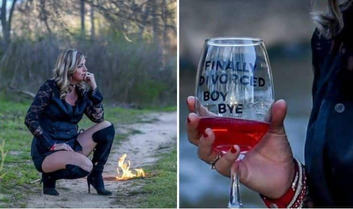 US Woman inspires many with her divorce photoshoot