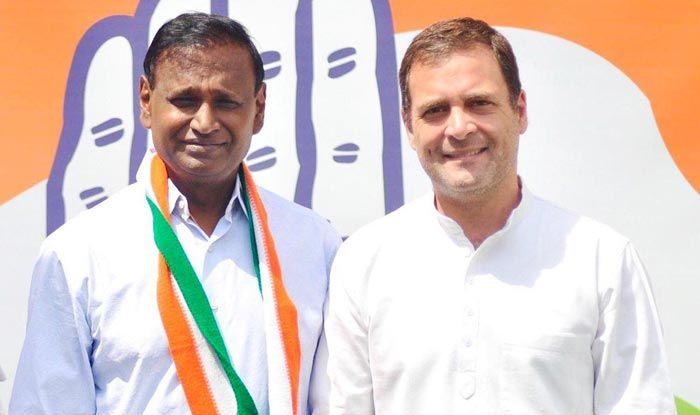LS Polls 2019: Udit Raj Joins Congress After BJP Denies Ticket From North-West Delhi