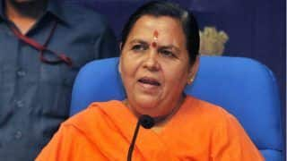 Uma Bharti Won't Attend Bhoomi Pujan in Ayodhya After Amit Shah, UP BJP Leaders Test COVID +ve