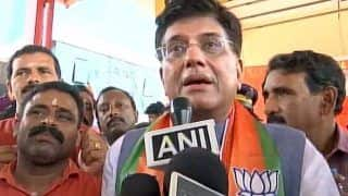 Afraid of Being Defeated in Amethi, Rahul Ran to Wayanad: Piyush Goyal