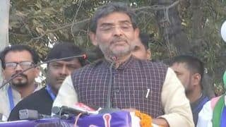 'Aisa Koi Saga Nahi Jinko Nitish ne Thaga Nahi', Kushwaha Warns BJP of Second Betrayal by Bihar CM