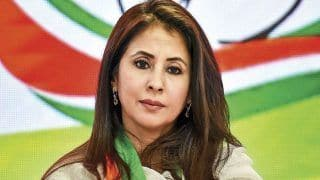 Urmila Matondkar Resigns From Congress; Cites In-house Petty Politics