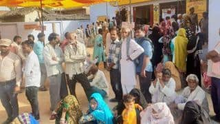 Uttar Pradesh: Estimated 34.40 Per Cent Voter Turnout Recorded Till 1 PM
