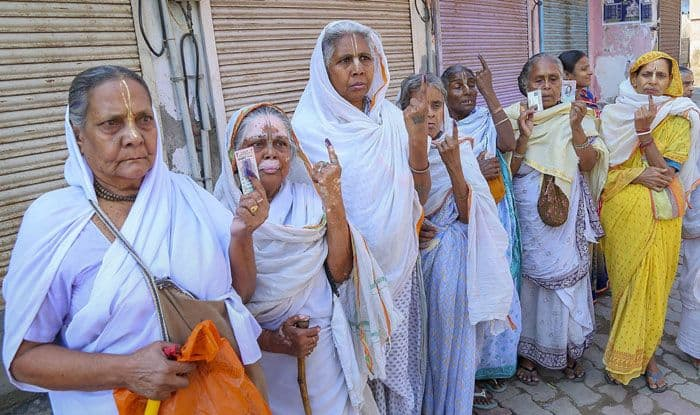 Uttar Pradesh: Overall Polling Percentage of 24.31 Reported Till 11 AM