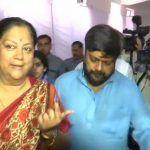 Raje's Son Dushyant Singh Wins From Jhalawar-Baran Seat
