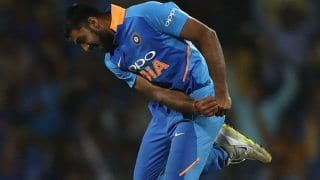 ICC Cricket World Cup 2019: Vijay Shankar Suffers Injury Scare During Net Session