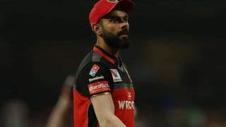 RCB Skipper Virat Kohli Fined Rs 12 Lakh For Slow Over-Rate After Maiden Win