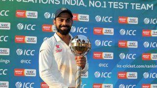 कोहली के कारण टीम इंडिया नंबर-1, लगातार तीसरे साल टेस्ट चैम्पियनशिप गदा रखेगी अपने पास