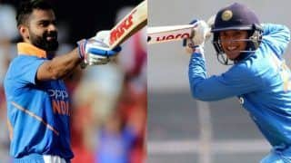 CEAT Awards: Virat Kohli Named as International Cricket of The Year; Smriti Mandhana, Jasprit Bumrah Bag Prestigious Honours