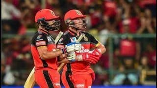IPL 2019: 'AB de Villiers Probably The Best Player of Our Generation,' Says Virat Kohli After Win Against KXIP