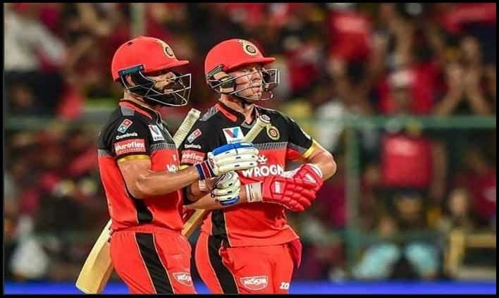 Virat Kohli and Ab de Villiers_picture credits _Twitter