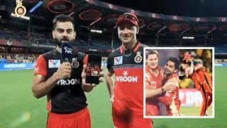 IPL 2019: Royal Challengers Bangalore's Virat Kohli And Dale Steyn React to Throwback Picture | WATCH