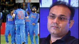 Virender Sehwag Names Virat Kohli-Led India Squad For ICC World Cup 2019 in England; KL Rahul, Rishabh Pant Make Cut