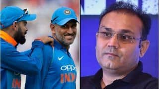 Virender Sehwag Picks Sourav Ganguly as India's Best Captain, Says MS Dhoni, Virat Kohli Come Next